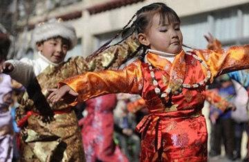 爸爸去哪儿之西藏